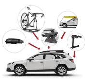 Všechny výrobky Yakima: automobilní nosiče a příslušenství